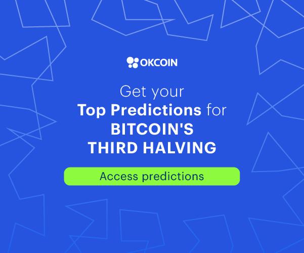 OKCOIN BTC Halving